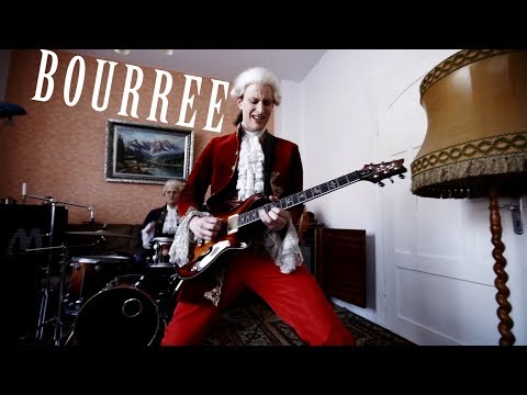 Son of a Bach - Bourrée