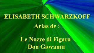 Elisabeth Schwarzkoff   Le Nozze di Figaro   Don Giovanni