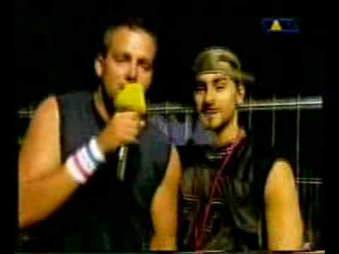 Armand van Helden Interview, Loveparade 1999 Berlin.flv