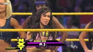 AJ, CM Punk, Daniel Bryan - Blow Me 1 Last Kiss