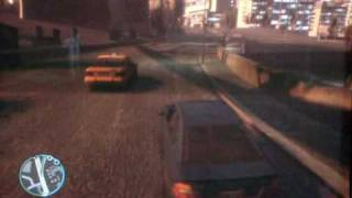 GTA IV gameplay - running in a HD3850 with Athlon X2