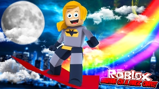 LITTLE KELLY IS BATMAN ON A MAGIC CARPET?! | Roblox