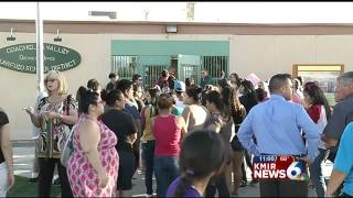 Coachella Valley School District Protests