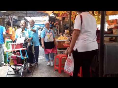 VLOG: Tour durch Rattanakosin in Bangkok - Pahurat und viel Süßes