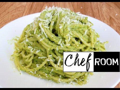 Espagueti Verde Poblano