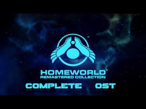 Homeworld Remastered Collection: Complete Soundtrack [HD] [Download Link in Description]