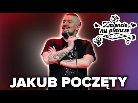 JAKUB POCZĘTY - Zmieńcie mi planszę   Stand-up   2021 (całe nagranie)