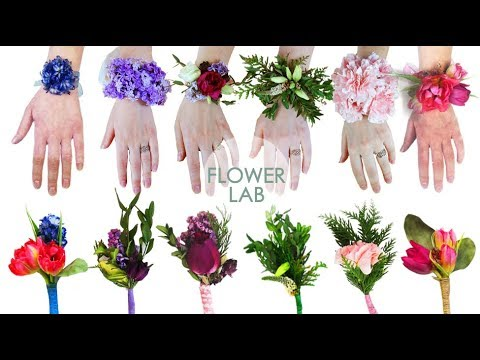 top-15-diy:-how-to-make-wedding-boutonniere-and-bracelet,-corsage