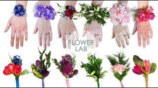 TOP 15 DIY: How to make Wedding Boutonniere and Bracelet, Corsage