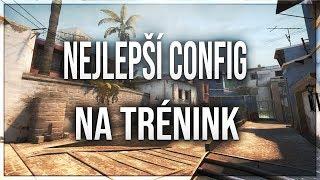 NEJLEPŠÍ CONFIG NA TRÉNINK! | CS:GO | IX Gaming