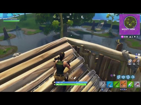 Limmy's VICTORY ROYALE in Fortnite