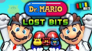 Dr. Mario (Series) LOST BITS   Unused Content and Debug Modes [TetraBitGaming]