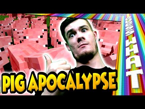 PIG APOCALYPSE !! - Guess What - Minecraft Pictionary