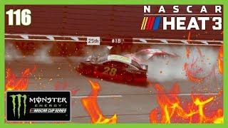 (A Rage Filled Race) NASCAR Heat 3 Career Mode Part #116