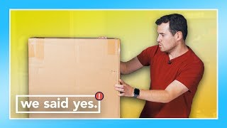 Mystery Tech Unboxing - I Just Said Yes