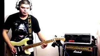 Бригадный подряд - Гитары (Instrumental cover)
