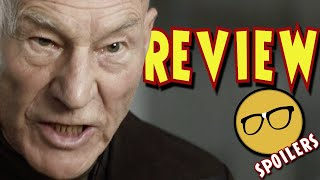 Star Trek Picard Episode 1 Review | Remembrance