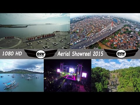 Aerial video 2015  brkAerial [showreel]