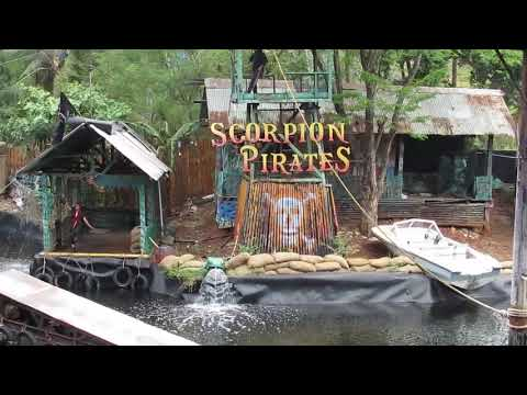 """Nonton """"Scorpion Pirates"""" Di Gelanggang Samudera Ancol Jakarta, 4 Oktober 2018"""