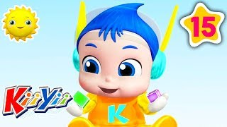 New Baby Brother and Sister Song + Many More! | #NurseryRhymes | #KiiYii | Little Baby Morning