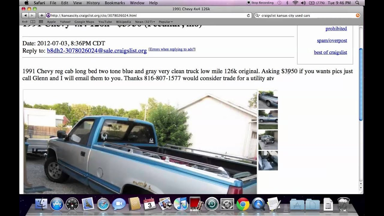Used Chevy Trucks For Sale By Owner Craigslist 1998 Chevrolet