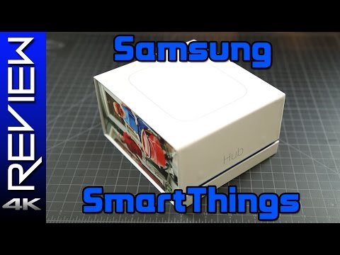Samsung SmartThings Review - Home Automation - Better than the Wink Hub?