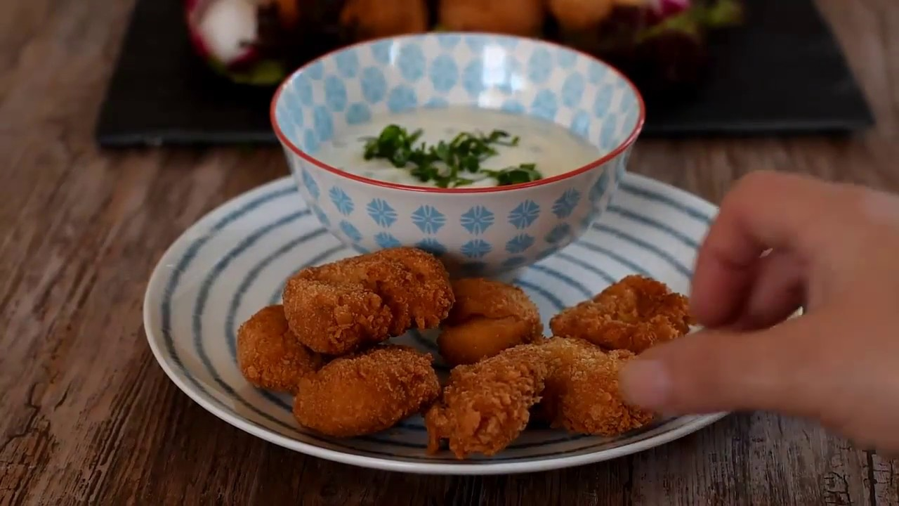 comment faire des nuggets de poulet fa on mcdo mcdonald 39 s chicken nuggets youtube. Black Bedroom Furniture Sets. Home Design Ideas