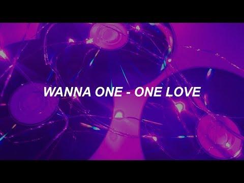 Free Download Wanna One (워너원) - 'one Love' (묻고싶다) Easy Lyrics Mp3 dan Mp4