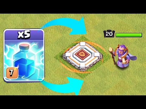 Thumbnail: KILLING HEROES WITH SPELLS!!!🔸ALL LIGHTNING!!🔸Clash Of Clans 😀