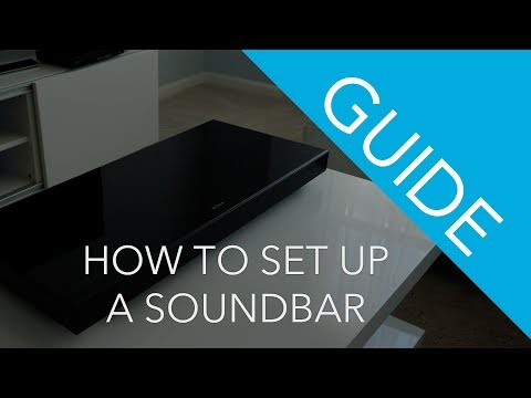 How to Connect a BluRay Player to a Soundbar from YouTube · Duration:  2 minutes 12 seconds