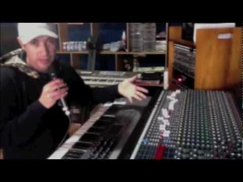 Produccion musical, mezcla externa , cancion mil razones