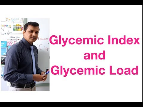 Glycemic Index Glycemic Load Insulin Index