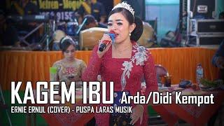 Gambar cover Terbaruuu..!! KAGEM IBU (cover) Ernie Ernul || Puspa Laras Musik || GME Digital (Live Perform)