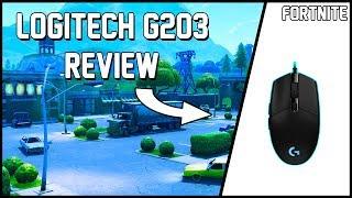 Logitech G203 Review! Fortnite BR