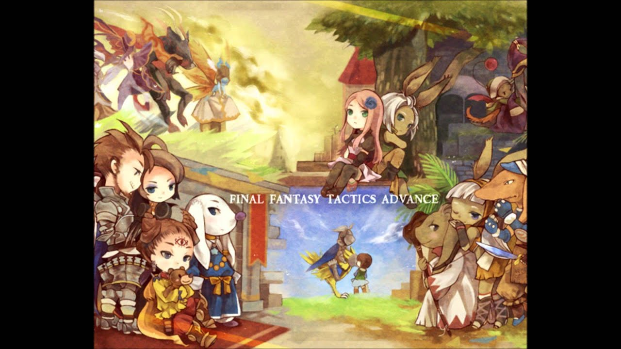 Final Fantasy Tactics Advance - Unavoidable Destiny (Extended) - YouTube