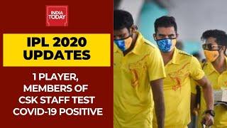 IPL 2020: 1 Chennai Super Kings Player, 12 Support Staff Members Test Coronavirus Positive