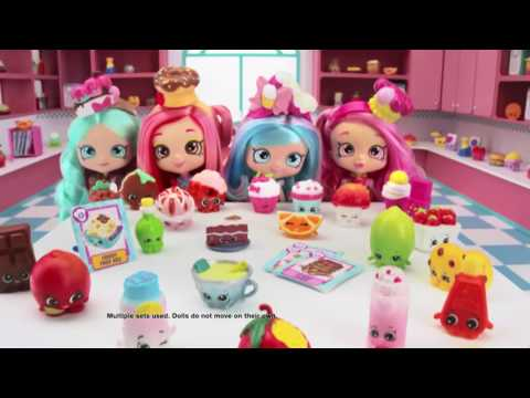 Shopkins Season 6 Official TV Commercial 30s