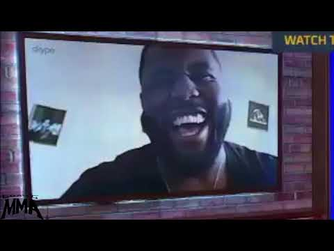 Ariel Helwani Laughing With Justin Willis FOREVER! It Never Stops! 😂