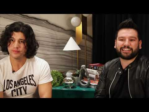 Country duo Dan + Shay prep for Grammys