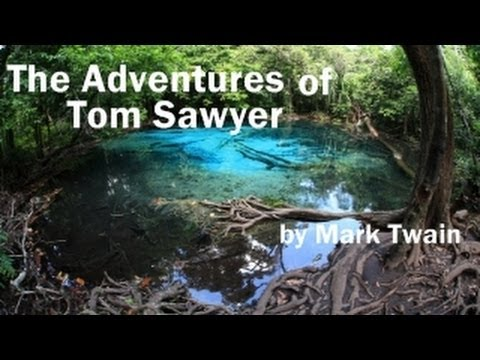 the adventures of tom sawyer by mark twain chapters 1 2. Black Bedroom Furniture Sets. Home Design Ideas