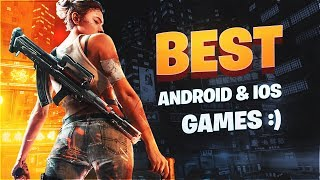 TOP 100 Best Games For Android & iOS | High Graphics (Online/offline)