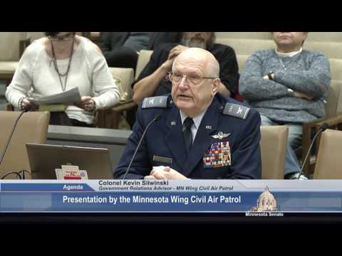 Learning About Minnesota Wing Civil Air Patrol, Eagle's Healing Next
