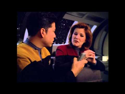 Star Trek Voyager - Log entry From Harry Kim... To Harry Kim