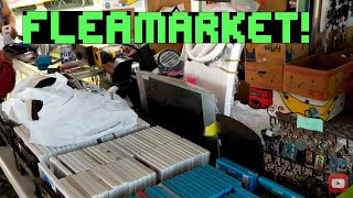 Getting awesome scores at GARAGE SALES & FLEA MARKETS! Video Game madness! S3, E12
