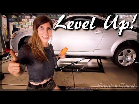 My New Garage Lift! // QuickJack BL-5000 SLX Review