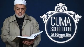 Rebiülevvel Ayı - Cuma Sohbetleri - Ali Ramazan Dinç Hocaefendi (26.12.2014)