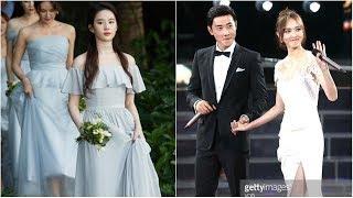 Lưu Diệc Phi sẽ trở thành phù dâu trong đám cưới Đường Yên - La Tấn, nhưng Dương Mịch thì sao?