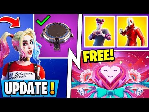 *NEW* Fortnite 11.50 Update!  