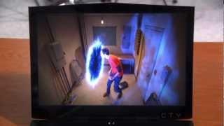 TBBT ~ Sheldon's Wormhole Generator Prank