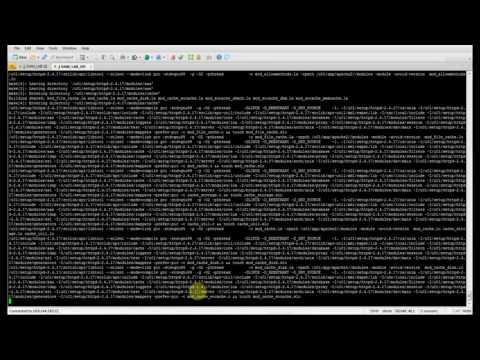 Apache Portable Runtime installation